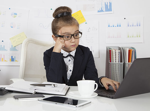 Business Consulting confusion