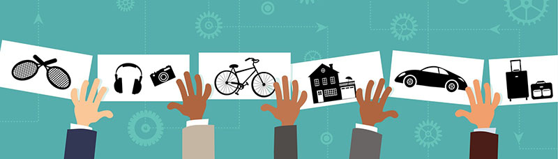 Are You Part of the Sharing Economy?