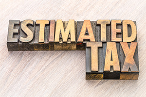 Estimated Taxes – Who Needs to Make Payments?